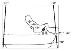 福建省厦门外国语学校2019届高三最后一模地理【解析】