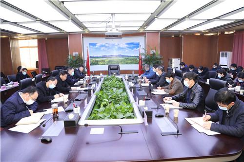 市政府与市总工会联席会议召开