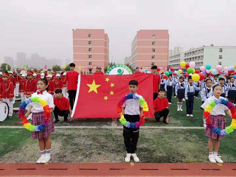 2019年杜集区中小学生田径运动会隆重开幕