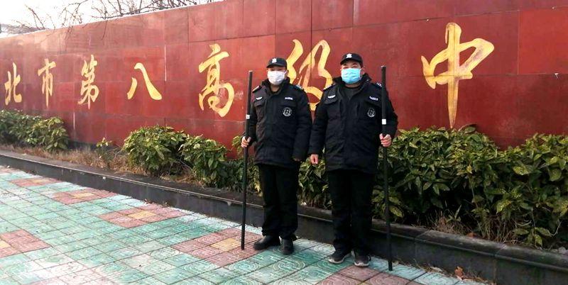 淮北第八高中多措并举积极应对新冠肺炎疫情