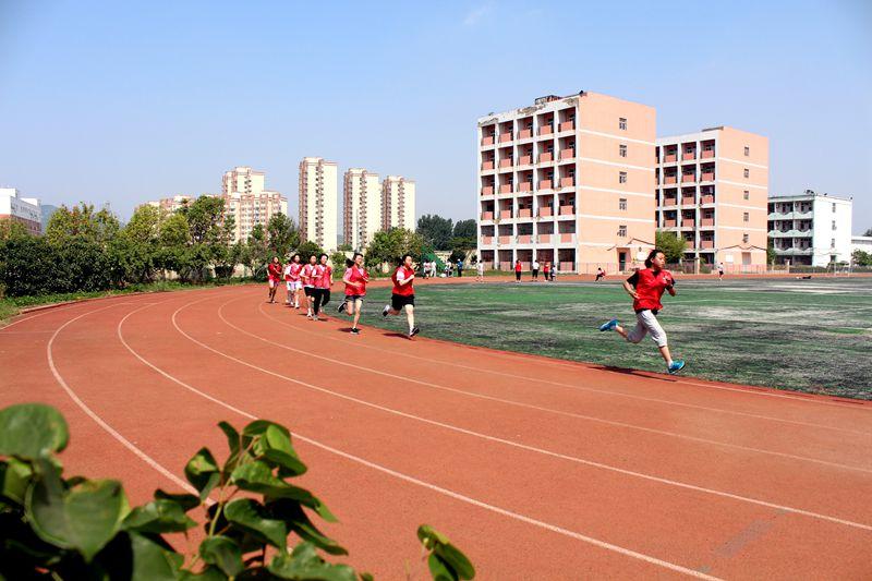 淮北第八高中體育藝術特長生招生專業測試圓滿結束