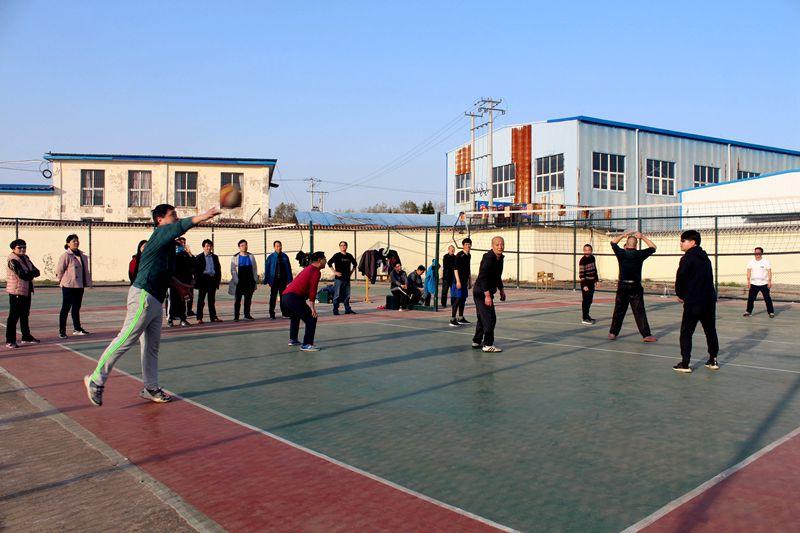 淮北第八高中慶祝建黨100周年教職工排球賽圓滿結束