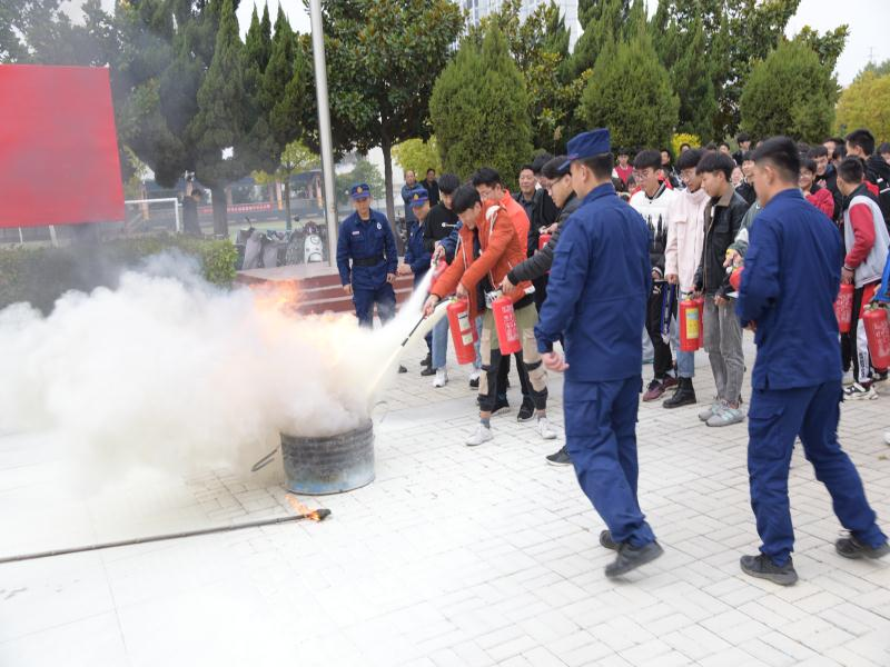 必发88娱乐开展消防疏散演练活动